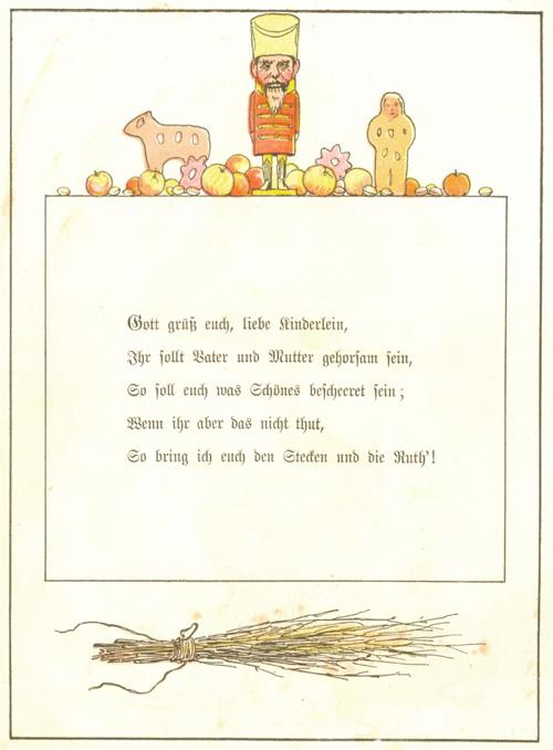 Das Goethezeitportal Paul Thumann Für Mutter Und Kind