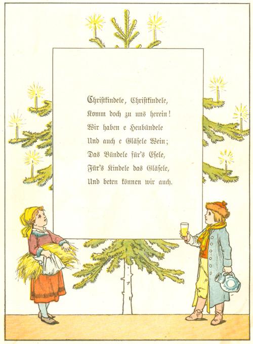 Gedicht kind