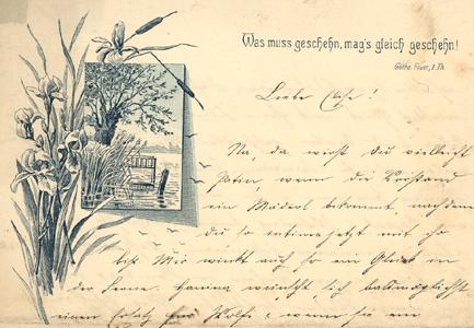 Gedicht Faust Zitate