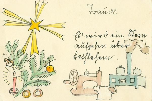 Das Goethezeitportal Weihnachtsgaben