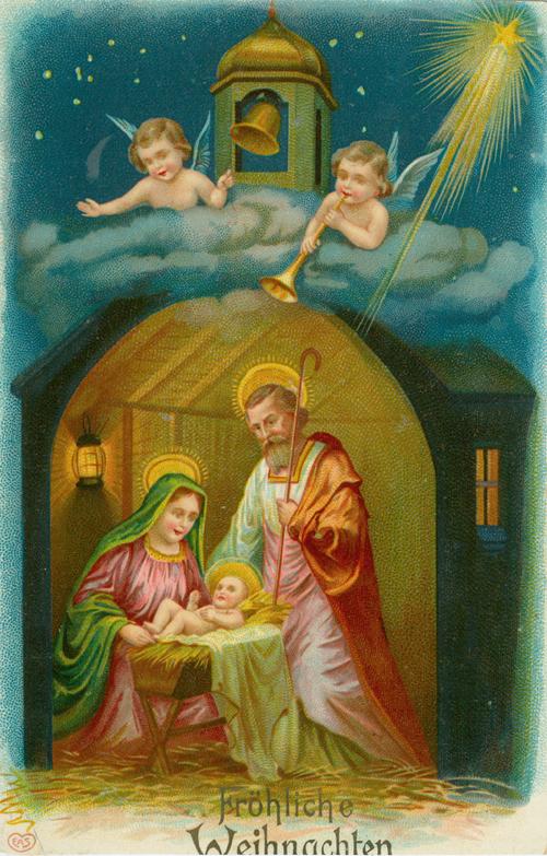 Frohe Weihnachten Jesus.Das Goethezeitportal Weihnachten 2011