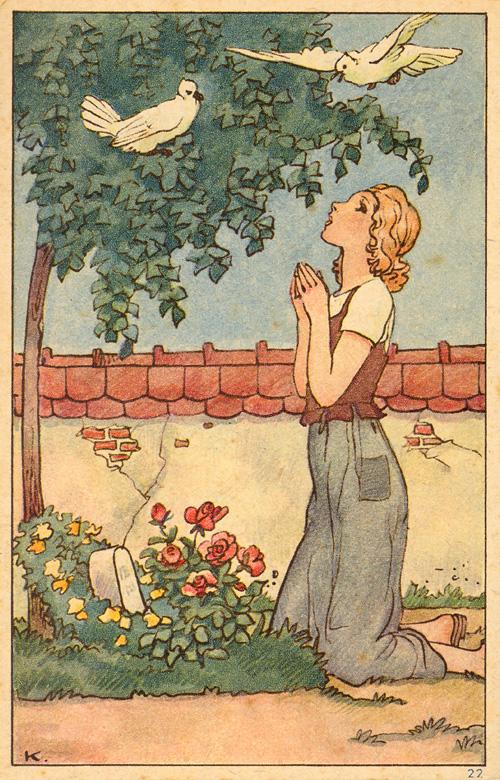 Das Goethezeitportal 187 M 228 Rchenmotive Auf Postkarten