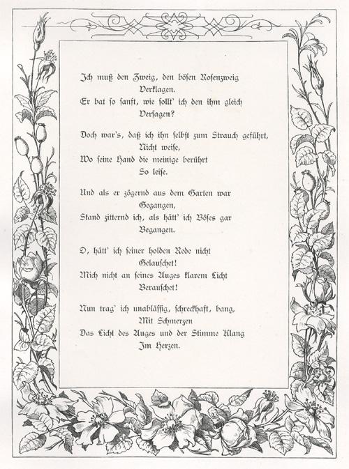 Das Goethezeitportal Adelbert Von Chamisso Lebens Lieder