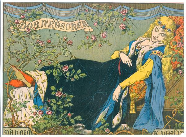 Das Goethezeitportal Dornröschen