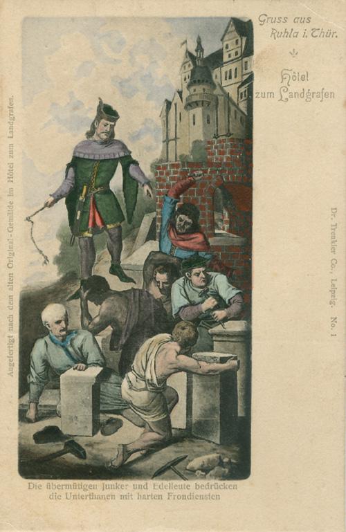 Das Goethezeitportal Der Edelacker