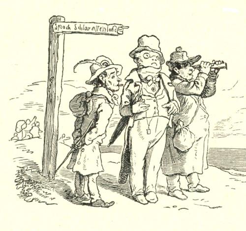 Das Goethezeitportal Das Märchen Vom Schlaraffenland