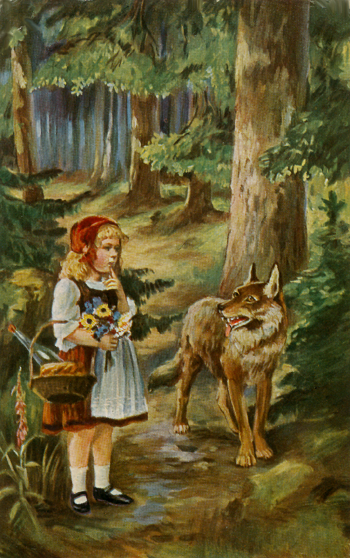 Little red riding hood full 2