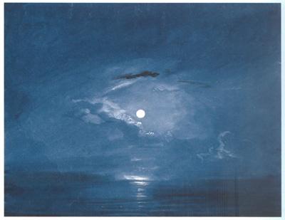 Das Goethezeitportal Der Mond Gedichte Und Bilder 1 Teil