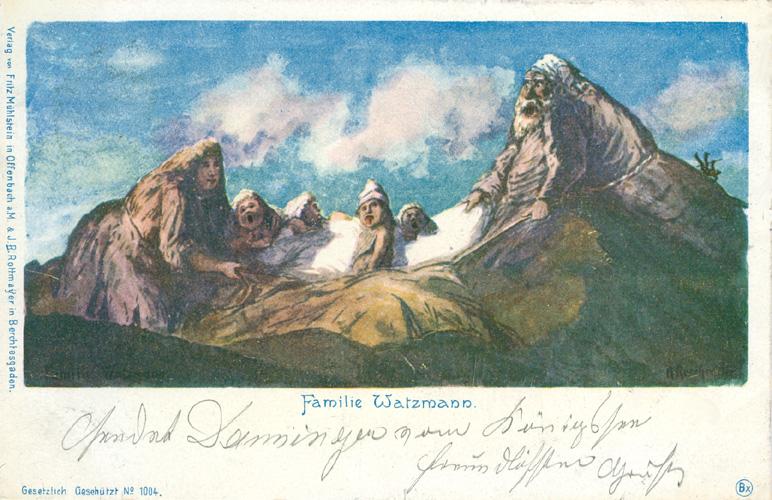 Sage Illustration Das Goethezeitportal: ...
