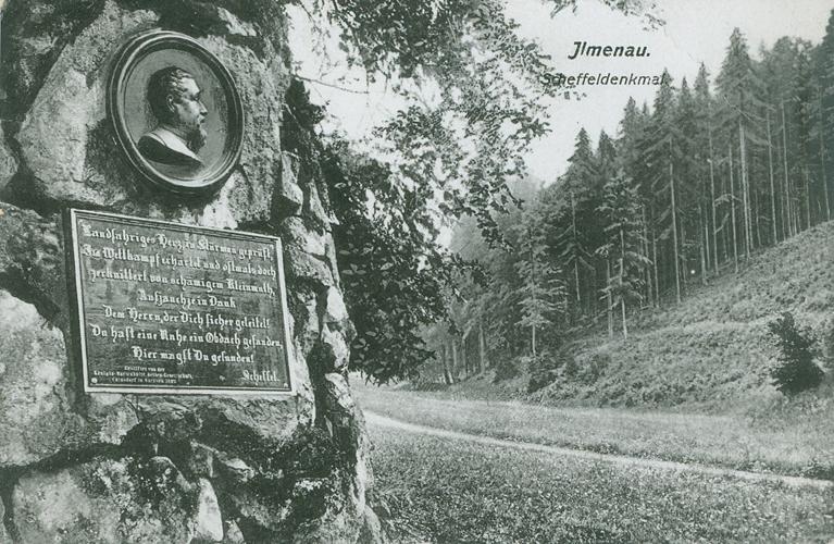 Das Goethezeitportal Scheffelkult Ii