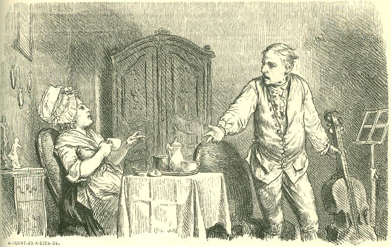 Das Goethezeitportal: Schillers Kabale und Liebe in