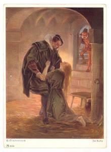 Das Goethezeitportal: Hans Stubenrauch: Faust-Illustrationen