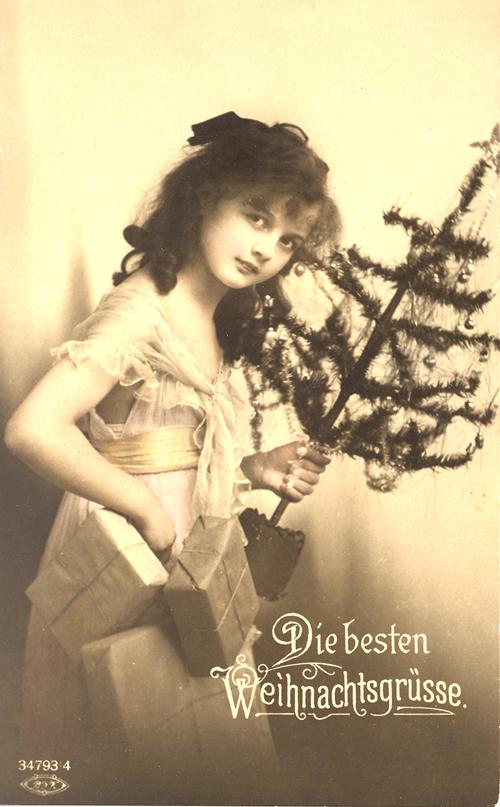 Familiäre Weihnachtsgrüße.Das Goethezeitportal Stille Nacht Heilige Nacht Und Das