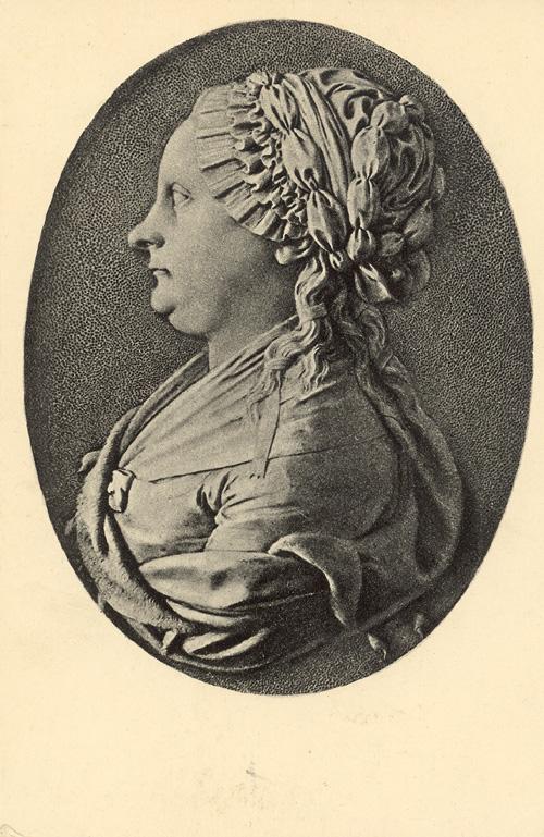 Das Goethezeitportal Die Familie Goethes Im Bild