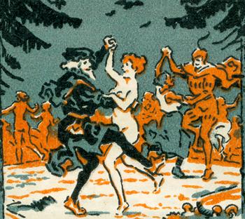 Das Goethezeitportal Faust Und Gretchen Illustrationen