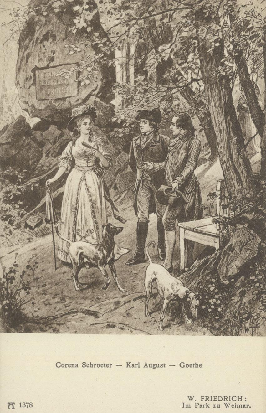 Goethe gedicht 1780