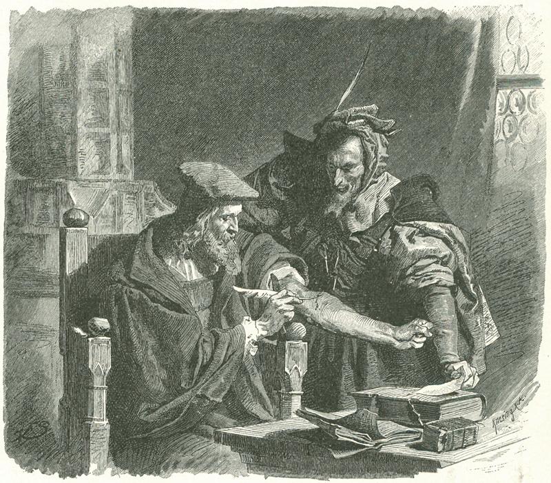 Das Goethezeitportal: Franz Simm: Illustrationen zu ...