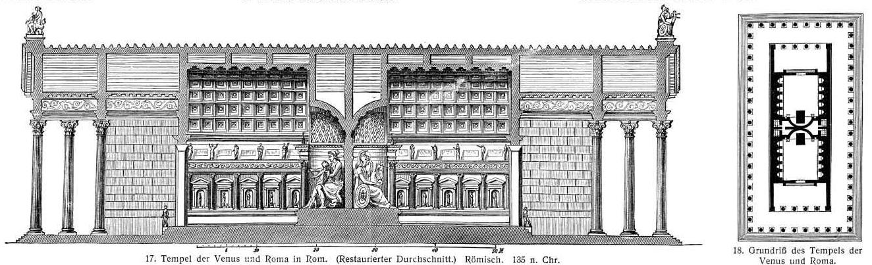 tempel fortuna primigenia