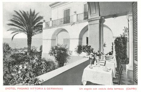 Hotel Gabbiano Napoli