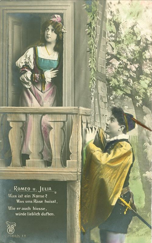 romeo und julia balkonszene