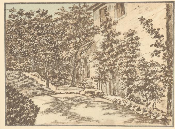 Das Goethezeitportal Orte Und Zeiten In Goethes Leben Gartenhaus