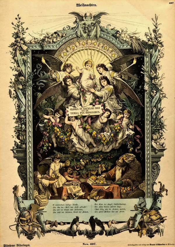 Das Goethezeitportal: Weihnachten in der Goethezeit